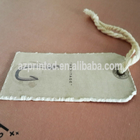 Made in China uv printing machine clothing prices string tags