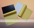 QS adhesive sticker pvc foam inner sheet for photo album