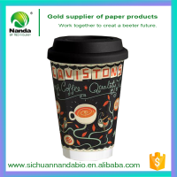 Custom Products Made Of Coffee Or Soup Container