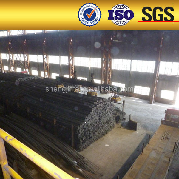 12,16,20,25m BS4449G460B Deformed Iron bar stock