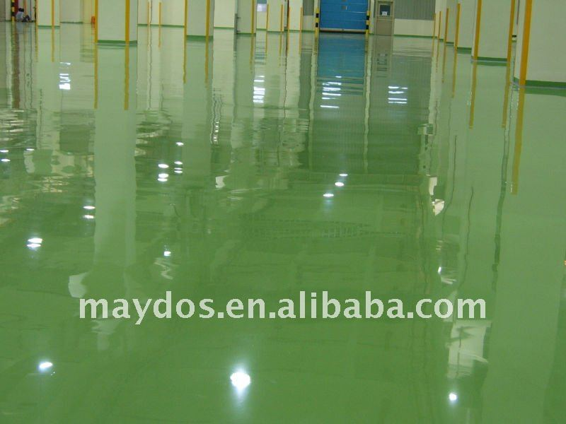 Maydos 2 MM common epoxy floor coating