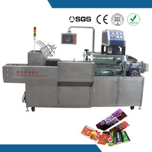 Full automatic high efficient box edge pasting machines