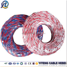 RVS flexible electric cable 450/750V PVC twisted electric wire 0.5mm rvs cable wire electrical