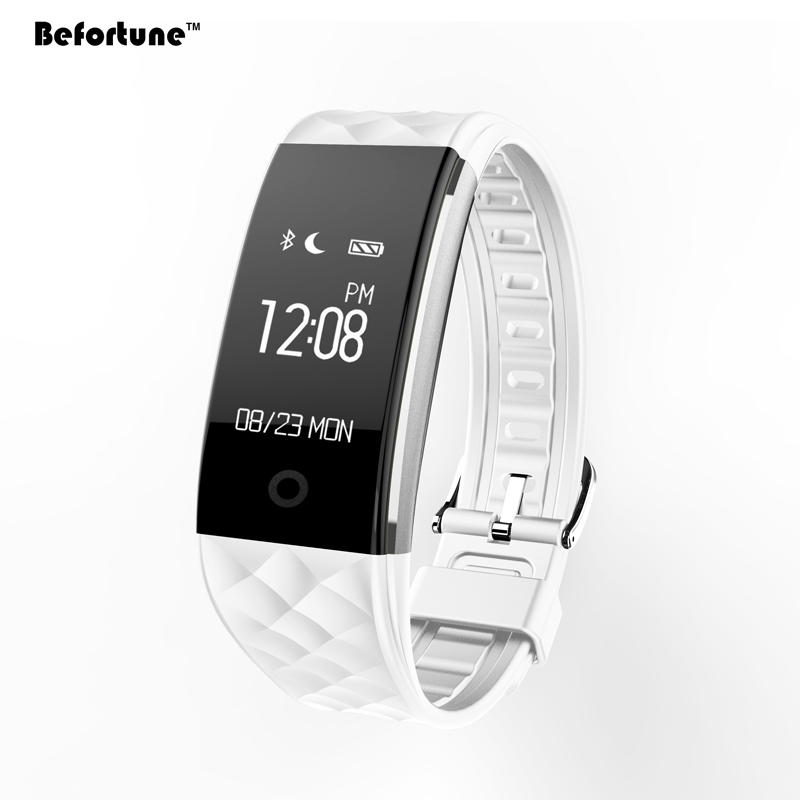 Waterproof Swimming Smart Bracelet Heart Rate Bicycle Mode Exercise Band s2 Smart Bracelet