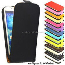 ULTRA SLIM Leather Case,Flip Leather Case Cover for Samaung Galaxy S4 mini i9190