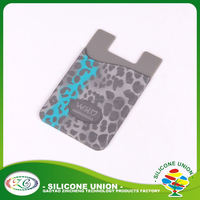 Hot sales silicone multiple with sticky mobile phone holder