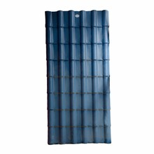 New PVC Plastic Roof Tile