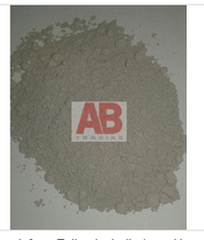 Fly ash from Tuticorin, India / used in cement industry / coal fired power plant