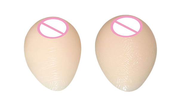 Free Shipping Silicone Artificial Breast 400g/pair for Shemale Cross Dresser Transgender False Boobs ONEFENG brand