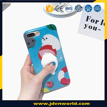 Soft silicone TPU 6 7 plus slow rising squishy phone case