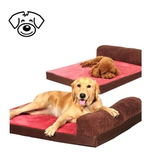 Orthopedic Memory Foam Pet sofa bed Dog Bed