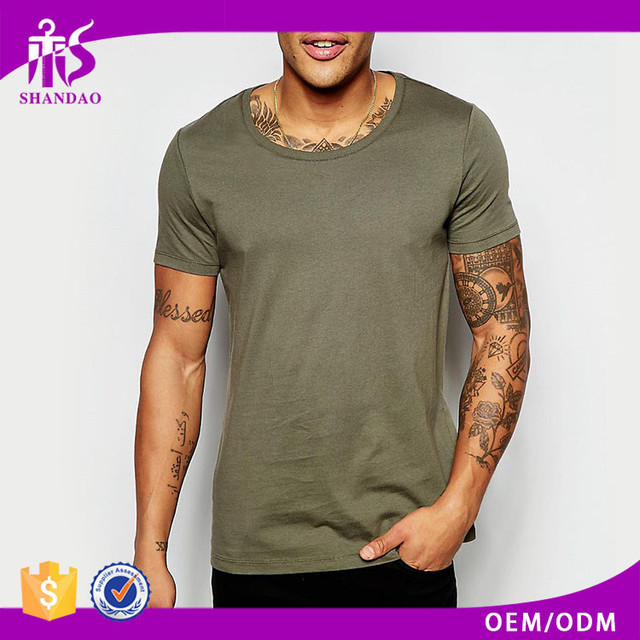 China Supplier Summer High Quality Casual 160g 100% Cotton Short Sleeve O-Neck Wholesale Brand Mens Tshirts Manufacturers