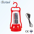 made in china portable rechargeable camping led emergency lights