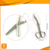 Iron electroplating surgical instruments medical treament scissors