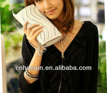 Hot sale in summer small clutch bags and purse for lady