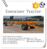 tipping trailer chassis only