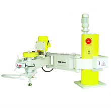 Marble and granite stone surface grinding machine