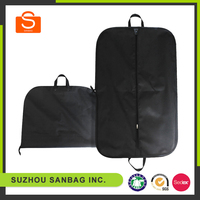 cheap price zip lock garment bag for suit