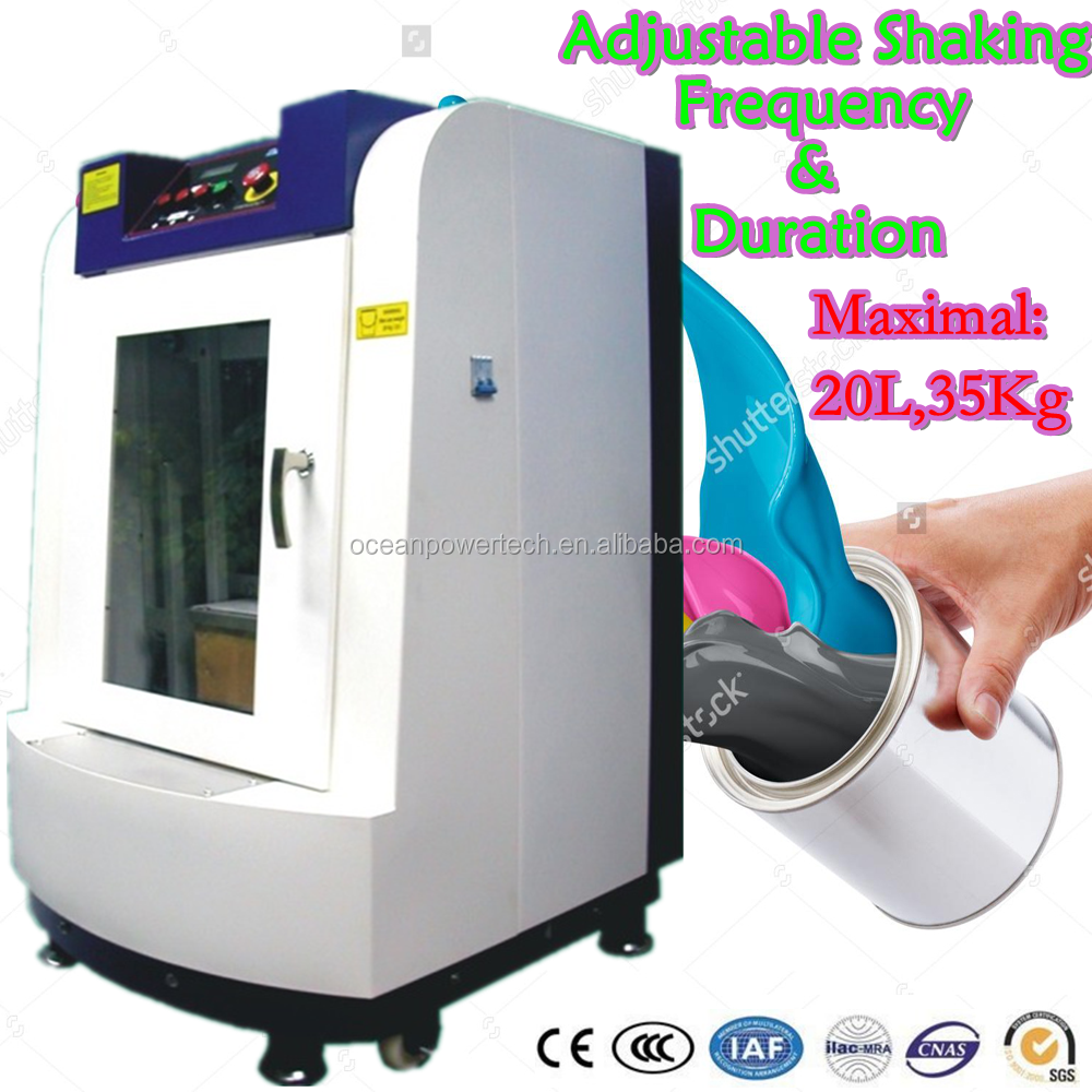 Paint shaker / automatic mixing machine / paint colorant mixer with reseller price