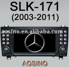 Car DVD PLAYER BENZ SLK 171