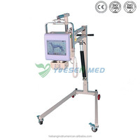 hottest model high frequency 4kw 70mA portable mobile animal x-ray cost