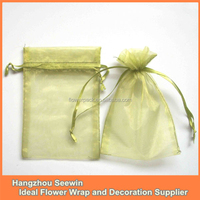 Customized Printed Personalized Organza Bag Wholesale