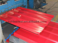 Vitreous roof tile,YX840, Prepainted Corrugated Steel Sheet