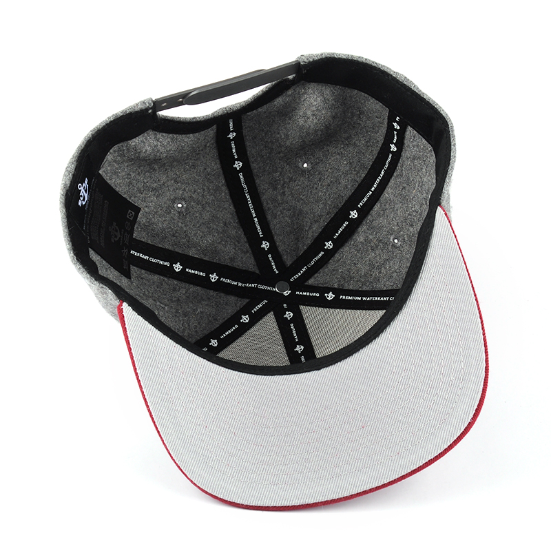 Custom brand fashion custom 3d embroidered men snapback caps hats