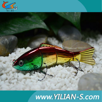 HOT Sell Hard Plastic Vibration Fishing Lure