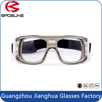 China manufacturer wholesale anti scratches eye protective goggles edge shooting safety glasses for basketball volleyball