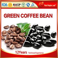Supply Pure Natural Weight Loss Product Green Coffee Bean Extract 50% Capsules- Manufacturer, Price, OEM, Private Label