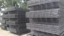 Welded mesh and galvanized barbed wire 56ft reinforcing mesh for sale