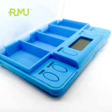 pil contain case ABS box plastic case of pill