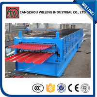 Hot selling roof tile making machine price with low price