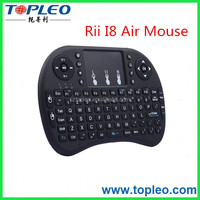 Remote Control Touchpad Rii I8 Air Mouse Keyboard Mini Wireless 2.4GHz English Keyboard
