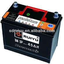Super Start Lead Acid Dry Cell Car Battery N45 12V45AH