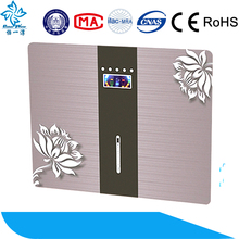 CE certificated digital display ro water filter with alkaline water for good health