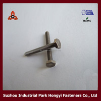 eye bolt with collar fastener nut and bolt screw black chrome bolts