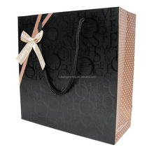 Fashionable Custom Printed Luxury Gift Shopping Paper Bags with Your Own Logo