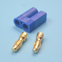 traxxas female to ec3 male w 12awg wire connector
