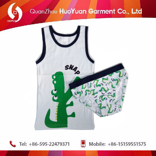 2017 China manufacturer Latest arrival boy's wear set hot sell 100% cotton baby wear