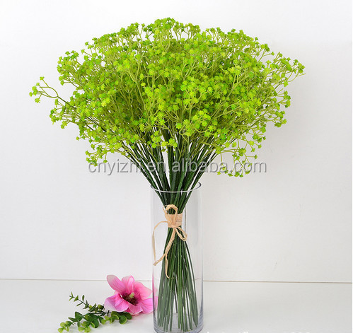High quality craft china artificial babys breath fake babys breath yzb00224 2g mightylinksfo