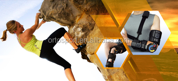 OL-AN854 Médica Ortopédica Suporte Do Tornozelo Proteger