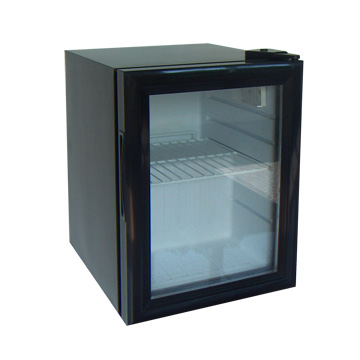 20L Mini Glass Door Commercial Refrigerator on sale
