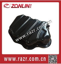 ZL-NS1038 Stamping metal parts oil pan for nissans 11110-AD210 / 11110AD210
