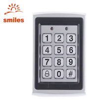 Cheap Price Metal RFID 125KHZ Door Keypads Access Control Wiegand26