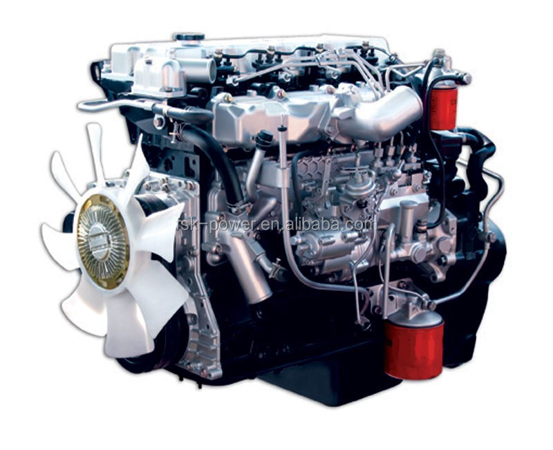 New diesel engine engine for isuzu 4JB1 Automobile engine