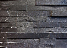 Hebei Natural Slate Cultural Stone For Wall Cladding Panel