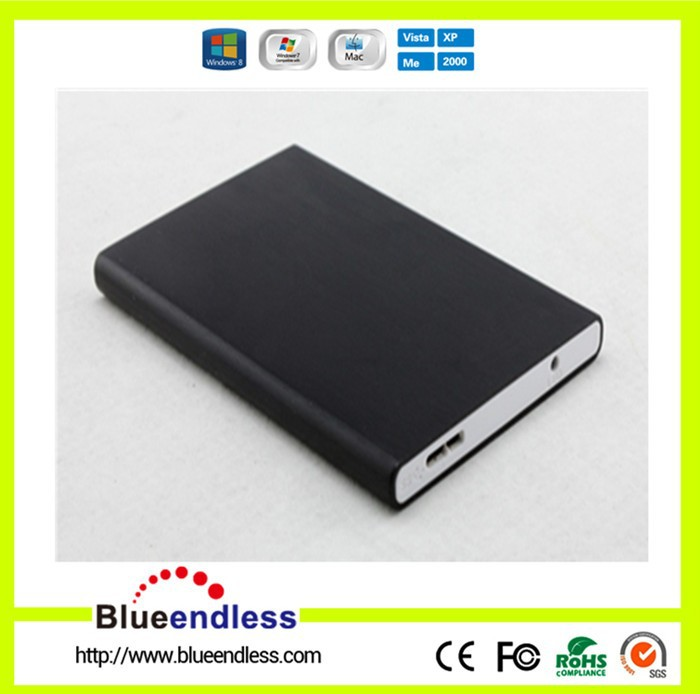 2.5 inch high speed USB3.0 to SATA External HDD caddy for laptop