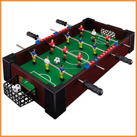 Hot sold Mini Wood Soccer Table Top Game Set (GYTF01005)